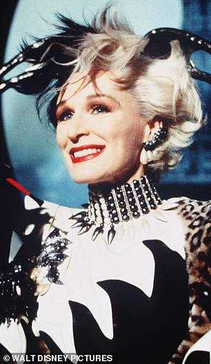 Remember when: Glenn Close played her in two live-action releases decades later